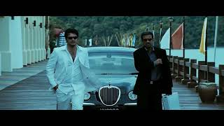 Hollywood Bgm Mixed with Thala entry Fan made edit