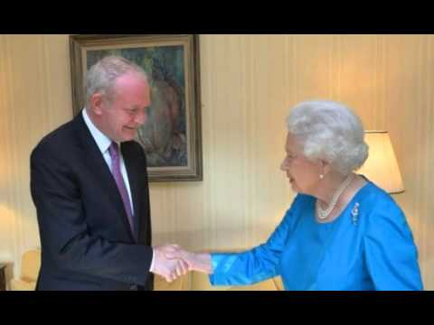 'History In Their Hands' - Radio Doc. - Martin McGuinness & British Queen Elizabeth II