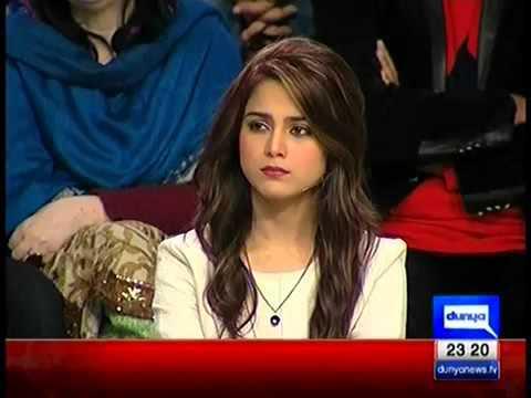 Muniba Mazari Tells Her About The Accident   Mazaaq Raat