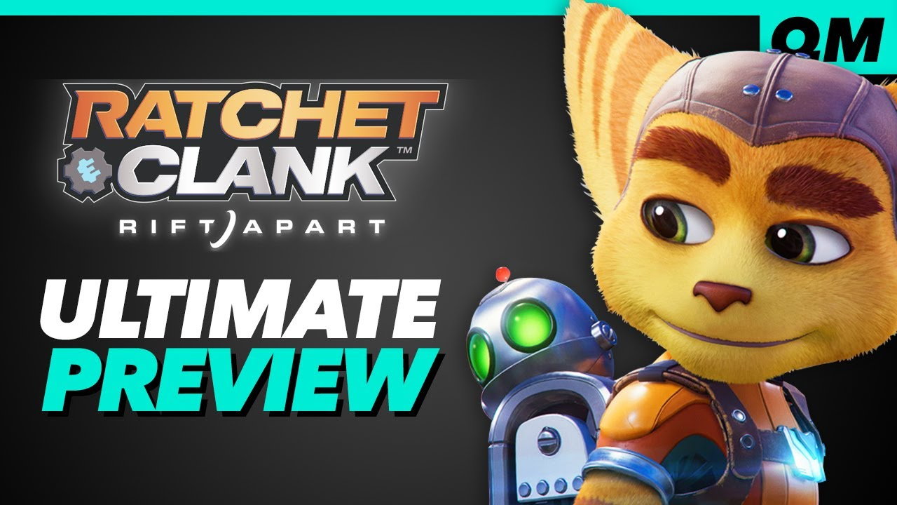 Ratchet and Clank Rift Apart Gameplay - The Ultimate Preview