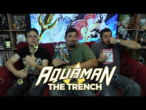#Aquaman: The Trench (Geoff Johns) on Back Issues