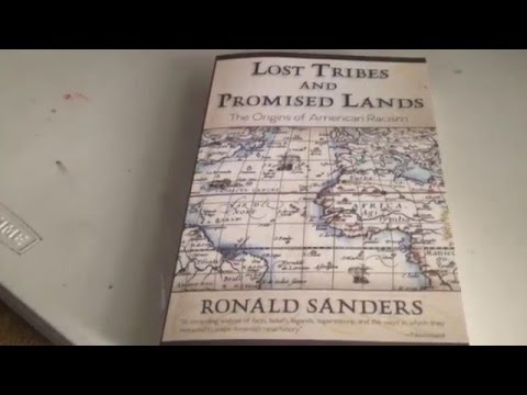 LOST TRIBES AND PROMISED LANDS ALERT!!