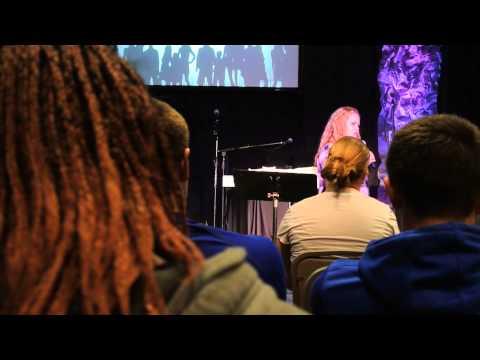 Elizabeth Cary preaching 10/16/13