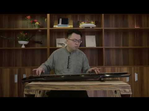 Fantastic artist - ep32 Chinese zither (guqin)