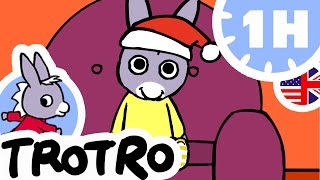 TROTRO ENGLISH -❄️ 1 hour🎄 - Winter Compilation