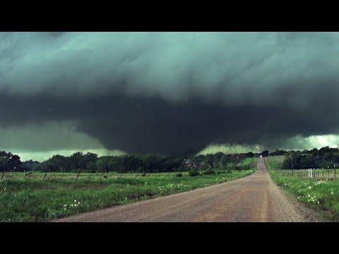 Sulphur, OK Mile-Wide EF-3 Wedge Tornado