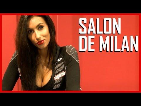 Salon Moto de Milan : Roadtrip, nouveautés et hôtesses sexy (English Subtitles)