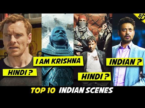 Top 10 Indian References in Marvel |  [Explained In Hindi]