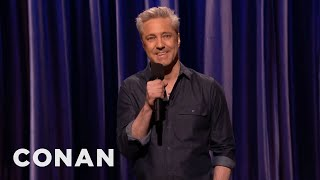 Nick Griffin Stand-Up 09/16/14  - CONAN on TBS