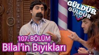Güldür Güldür Show 107. Bölüm, Bilal'in Bıyıkları