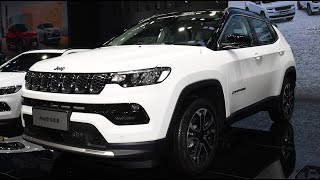 NEW JEEP COMPASS 2022 THE LEADER SUV CHANGED FOR THE BETTER, ALL DETAILS | TOP CARS