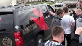 Świerklany Burneika gumball 3000 2017 Video