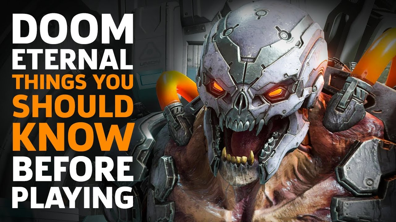 Doom Eternal: Things You Should Know Before Playing