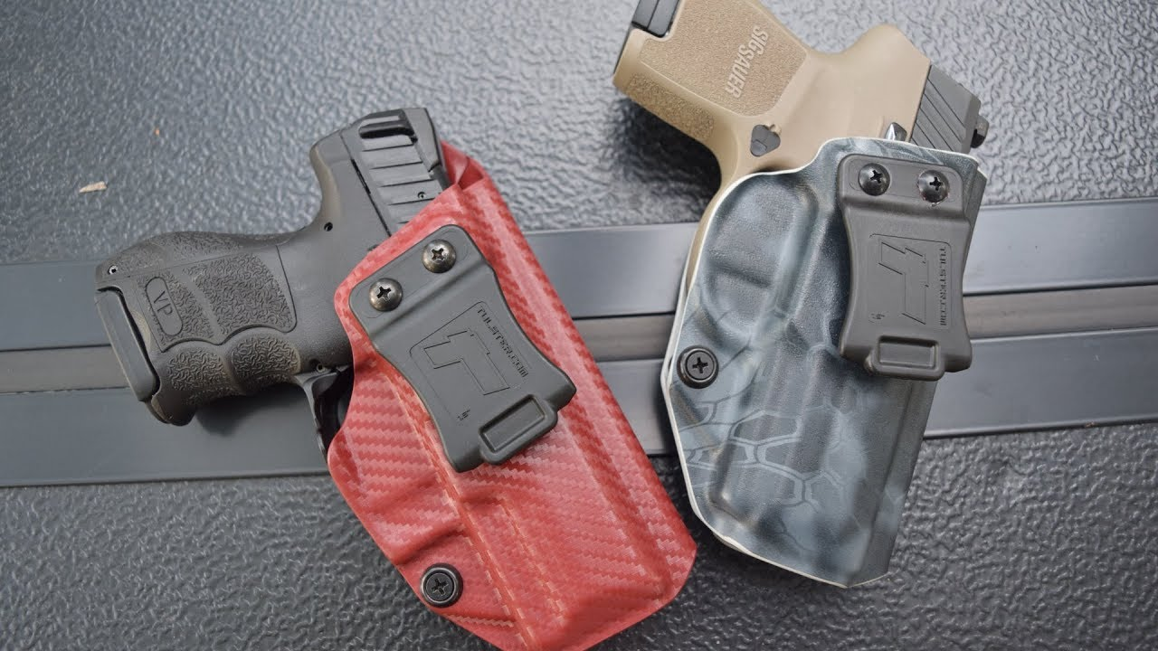 New! Tulster Holster Hk Vp9sk & Sig P320 Subcompact - YouTube