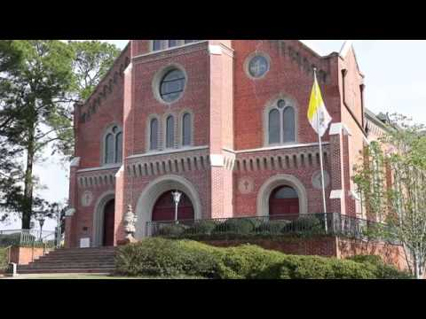 JayCee Tours St. Mary Magdalene In Abbeville