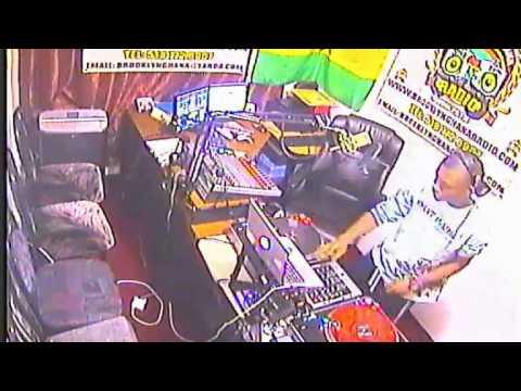 Ghana HipLife Mix (Dj Prince On The Mic) Lds AZonto
