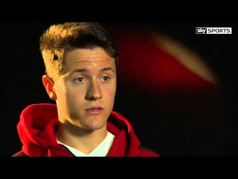 Ander Herrera Extended Interview with Sky Sports