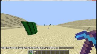 Minecraft - Truco para correr super