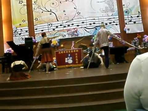 disabled dancers ballet routine