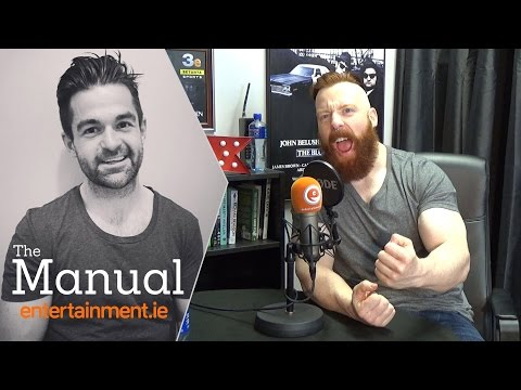 The Manual #24: WWE superstar Sheamus