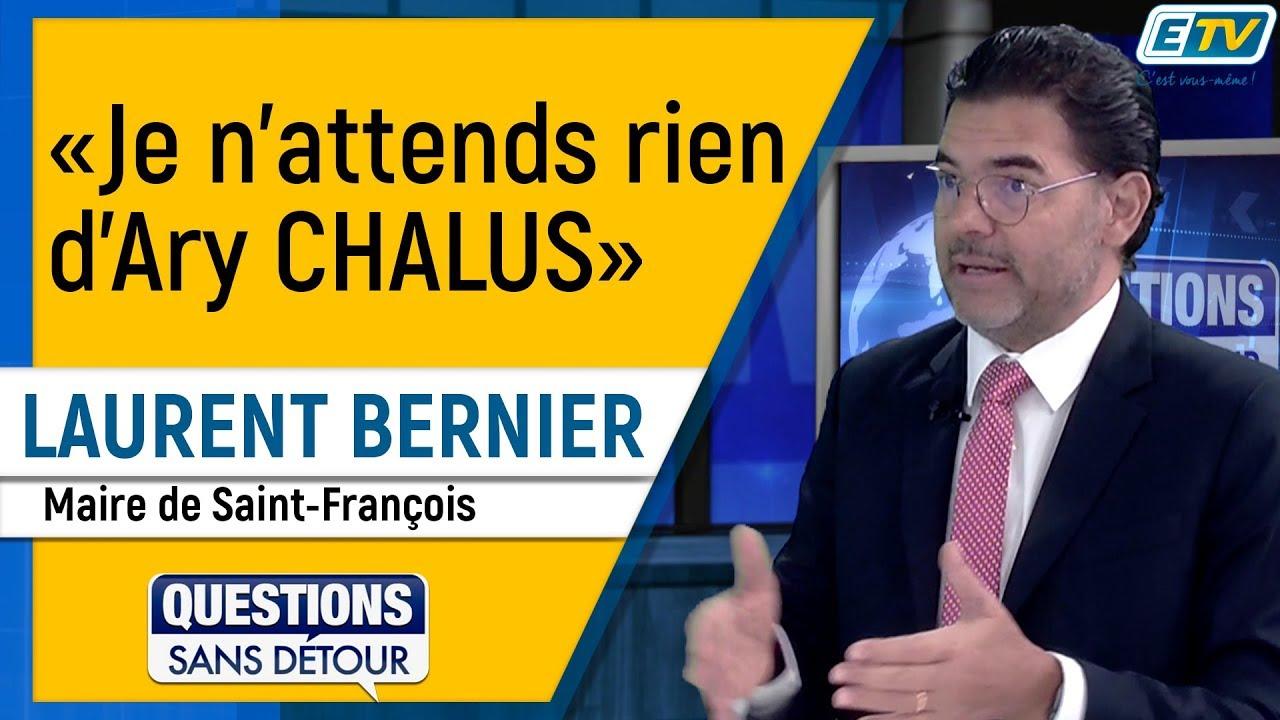 Questions Sans Détour avec Laurent BERNIER