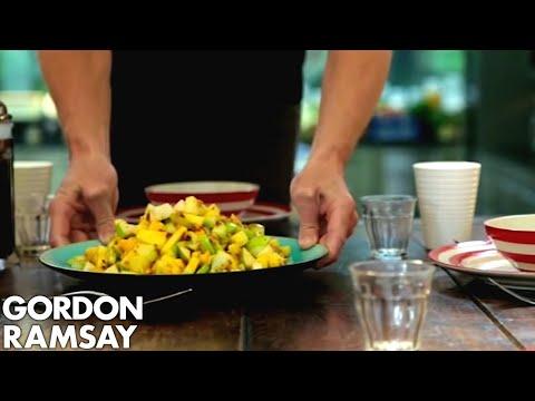 Tangy Fruit Salad | Gordon Ramsay
