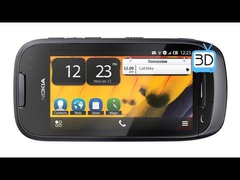 Nokia 701 (3D)