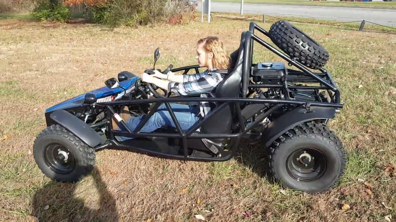 Go Kart 150cc with Automatic Transmission and Reverse TaoTao Arrow