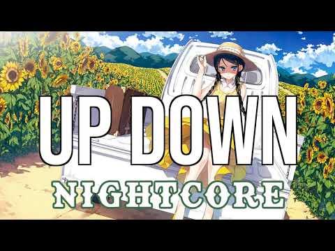 (NIGHTCORE) Up Down (Feat. Florida Georgia Line) - Morgan Wallen