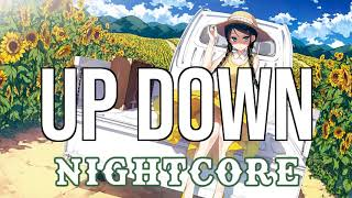 (NIGHTCORE) Up Down (Feat. Florida Georgia Line) - Morgan Wallen