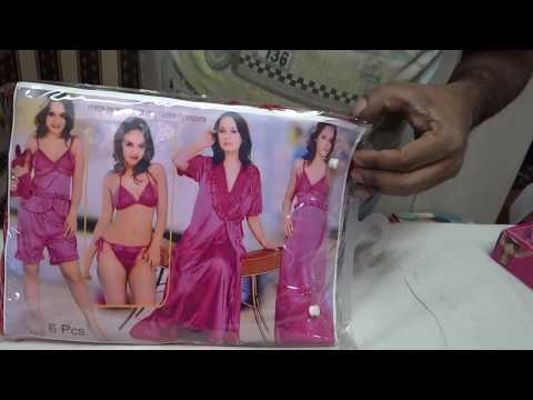 BRA FANCY, NIGHTY FANCY, TUBE BRA, SPORTS BRA, LACEY BRA AT SADAR BAZAR GANDHI MARKET