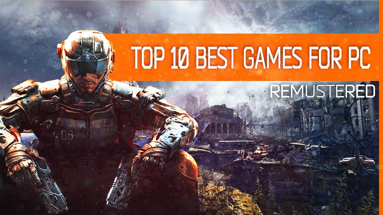 Top 10 Best Remastered Games Youtube