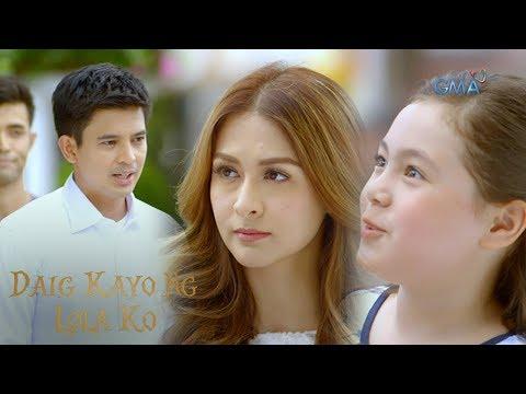 Daig Kayo Ng Lola Ko: Princess Annie meets her soon-to-be Prince Charming