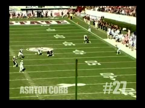 Ashton Cobb - Unversity of Kentucky - Defensive Back & Strong Safety Career - Highlight Film