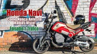 Honda Navi Como Nunca Antes la Habías Visto I Episodio 1: Tráfico - #CarlitosConvers