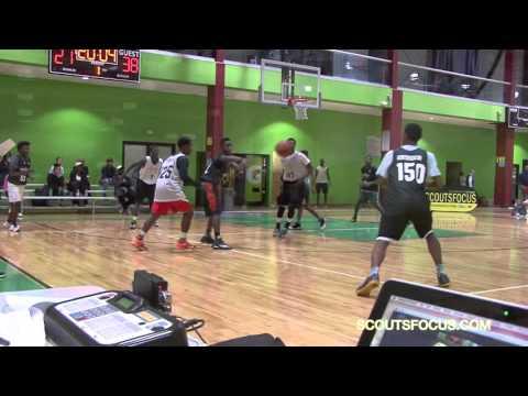 TM4 150 Andre Raiford Jr 6'4 185 De La Salle Institute IL 2016 Highlights
