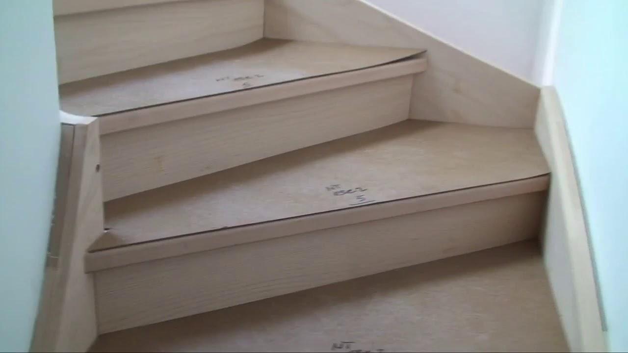 Escalier Bois Entre Deux Murs installer un escalier entre deux murs