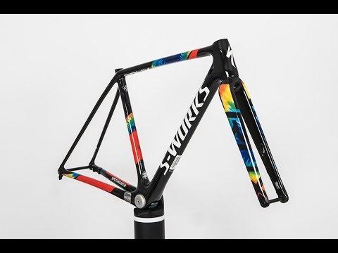 Specialized S Works Crux Pro Disc Cyclocross Frameset 2018