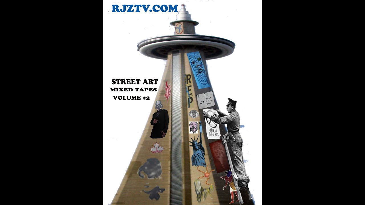 Street Art Mix Tapes Volume #2