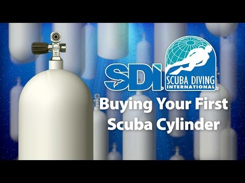 Buying Your First Scuba Tank