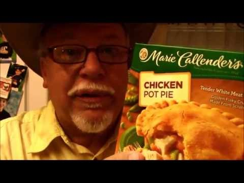Chicken Pot Pie Mukbang,  ASMR, soft spoken