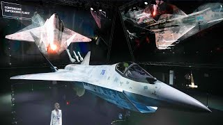 video: Russia unveils new stealth fighter as Vladimir Putin builds 'invincible' arsenal