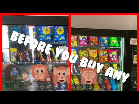 whats needed to start vending machines cost. - YouTube