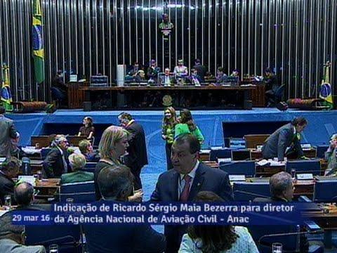 Senado Aprova Indicações Para Novo Embaixador Do Brasil Na Ucrânia E Para Diretores Da Anac