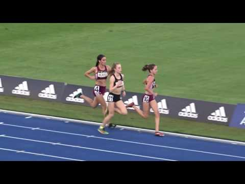 U/18yrs 3000m Women,  Australian Athletics Championships, Olympic Park Sydney 29/03/2017