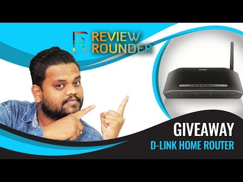 Participate & Win D-Link WiFi Router | 3 Winners will be Selected | ReviewRounder Giveaway