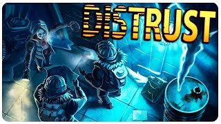 Distrust Update - Aliens Invade the Cabin! (The Thing inspired) | Distrust Gameplay