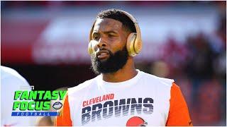Fantasy Focus Live! 49ers vs Browns recap