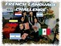 FRENCH LANGUAGE CHALLENGE / Latinos hablando en francés / PALABRAS COMPLICADAS DEL FRANCÉS