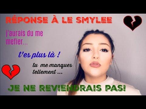 TU ME MANQUES TELLEMENT - Réponse à LE SMYLEE (Djena Della)